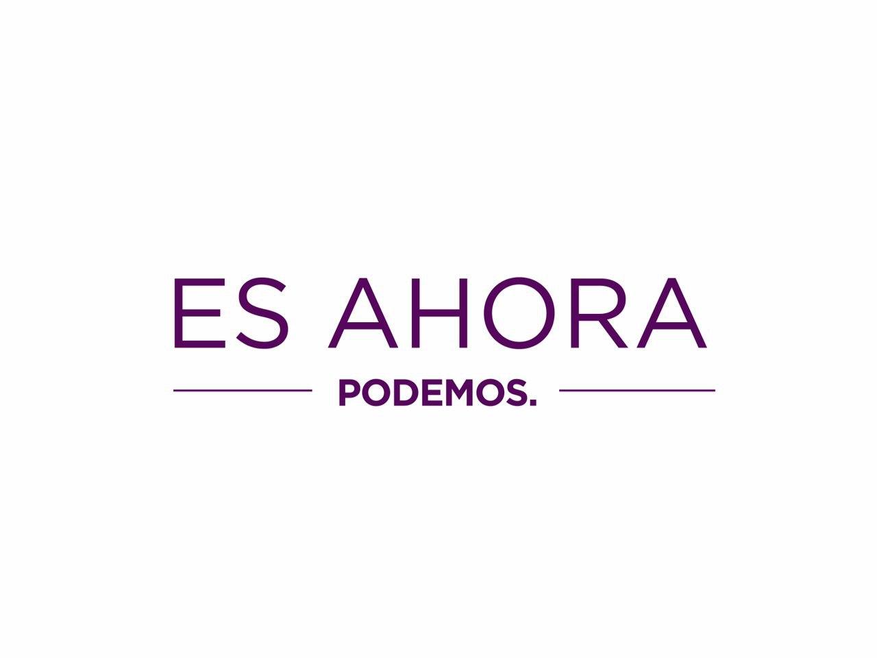 Logo de PODEMOS ELECTORAL