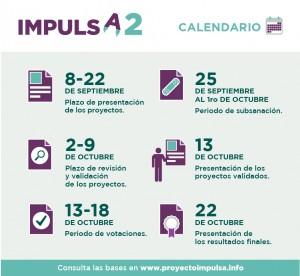 Calendario Impulsa 2