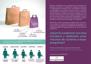 Infografía de la situación del Pequeño Comercio